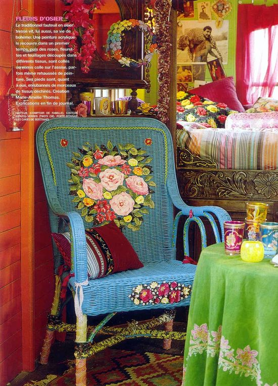 Eclectic Gipsyland on Flickr Gypsy Caravan Interior 5