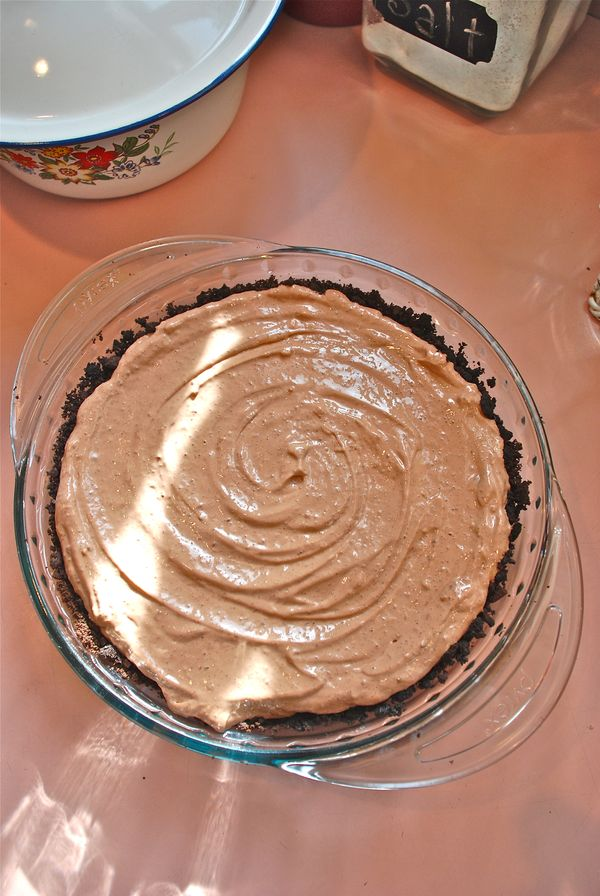A Blondie Day: Vintage Recipe Thursday - Coffee Pie